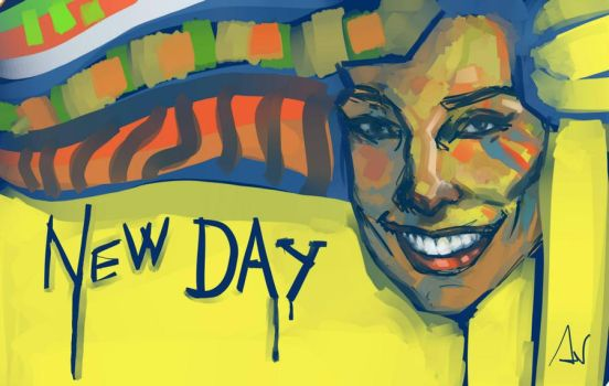 New Day by Dayald