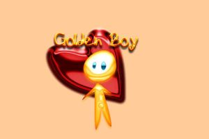 Golden Boy by shigure-kisune