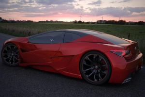 BMW Concept Back by TheCarloos