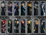 Organization XIII v.2 by Staibdude
