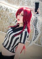 [LoL] Katarina - Red Card by YunaB-Rabbit