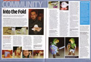 Nintendo Power Interview by ryo007