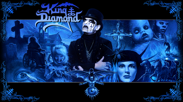 King Diamond by adamtsiolas