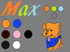 Max by AmyroseXDSonic