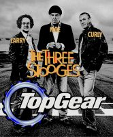 photo : top gear presenters,the three stooges 2013 by darshan2good