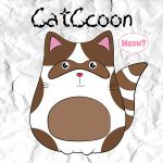 CatCcoon? by Catifornia