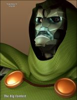 Doctor Doom coming your way by TargetView