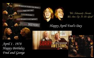 Happy April Fool's Day by Margaret-Lupin