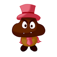 Goomba by Silverkitty779