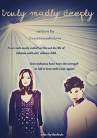 Book Cover for Evercrossedinlove by iluvlouis