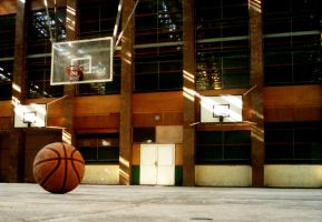 Basketball by Ich0