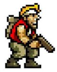 Metal Slug re-create by crandrew1242