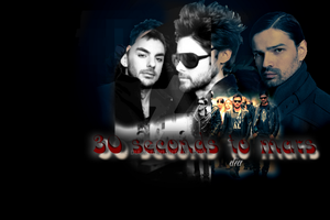 30 seconds to mars wallpaper by dia-m