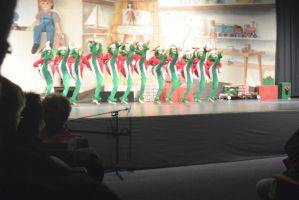 The Dance Company Christmas Show, The Grinches 13 by Miss-Tbones