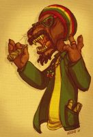 SNOOP LION by EddieHolly