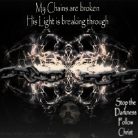 My chains are broken by Christsaves
