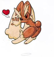 Lopunny use Return by CKT-INC
