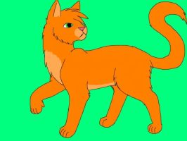 Firestar by handcuffs4ever
