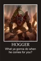Hogger by roy9th
