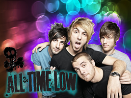 All Time Low Wallpaper 1 by MissMusicMartina