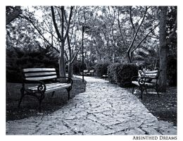 Bench II by AnDvisualArt