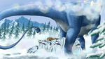 Tundra Colossus by WeirdaMirrart