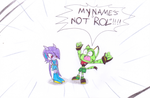 Carol: MY NAME'S NOT ROL!!! by Jack-Hedgehog