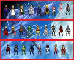 Justice League - Next Generation - Parte 1 by Mandrakz