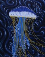 Jelly fish by StudioFeng