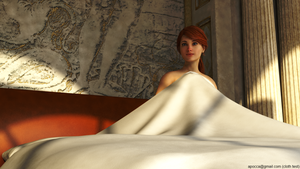 Bed Cloth by Apocca