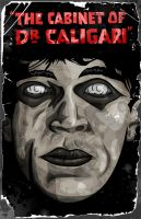 The Cabinet of Dr.Caligari by 4gottenlore