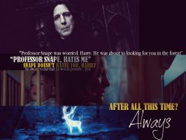 Always, Harry by MarySeverus