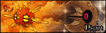 Lunatone Solrock Banner by MewUni