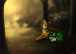 Spirits of the Forest. by BlueHunter