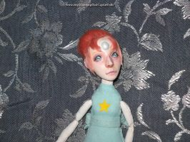 Pearl Steven Universe OOAK Art Doll 04 by LilliamSlasher