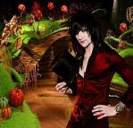Jinxx Wonka and the Chocolate Factory by TheBlackBullet