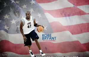 Kobe Bryant - USA Basketball by pllay1