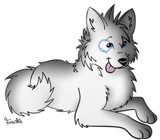 - Kyo Pup - by xCoyote