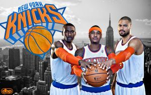 New York Knicks by danielboveportillo