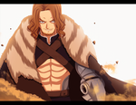 Fairy Tail 495 - Gildarts by Gilfrost