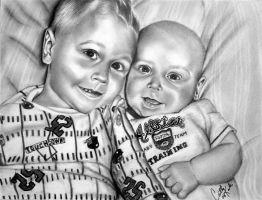 Brothers by abish
