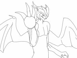 My New Mutant Form WIP by RoyalCanterlot-RPS