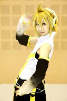 Kagamine LEN  Append - cosplay3 by Negize
