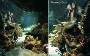 Treasure Cove by JenaDellaGrottaglia