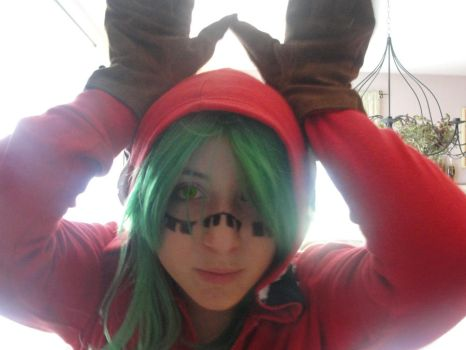 Gumi Matryoshka Cosplay by Akasam360