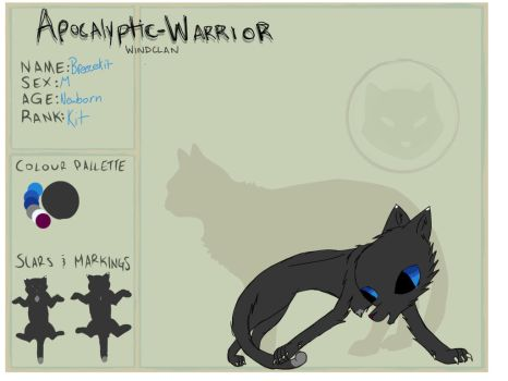 AW | Breezekit | PaleCrow Kit ADOPT by Merilda16