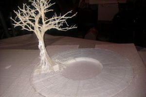 The White Tree of Gondor by gbarraza