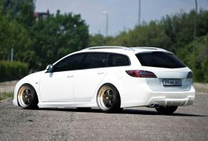 Mazda 6 Sport by Clipse89
