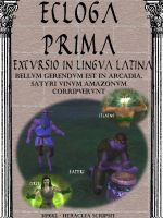 Ecloga Prima - City of Heroes AE poster by IHCOYC