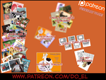 Support me on Patreon! Feb perks! by Do-El